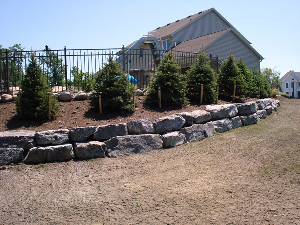 Image gallery browse album for Landscaping rocks buffalo ny