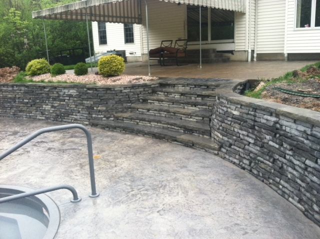 Image gallery albums for Landscaping rocks buffalo ny